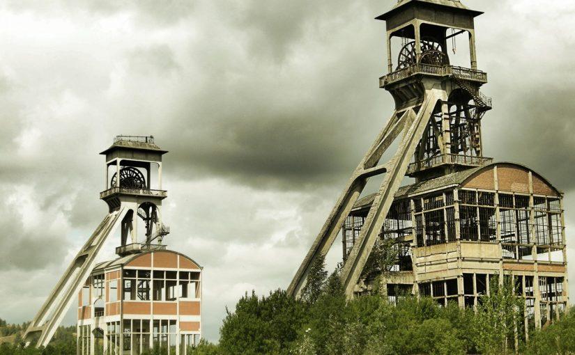 Typowo polski surowiec – węgiel.